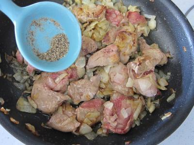 Hachis de foie de poulet à la juive - 4.2