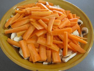 Tajine de truite aux carottes et curcuma - 6.2