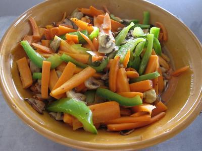 Recette Tajine de truite aux carottes et curcuma