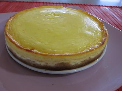Cheese cake au caramel - 8.1
