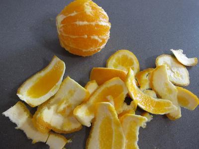 Orange en salade à l'eau de fleur d'oranger - 3.2