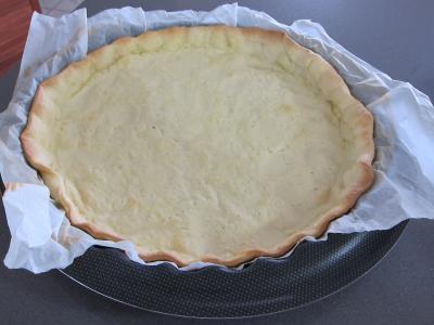 Tarte aux noix à la vanille - 3.2