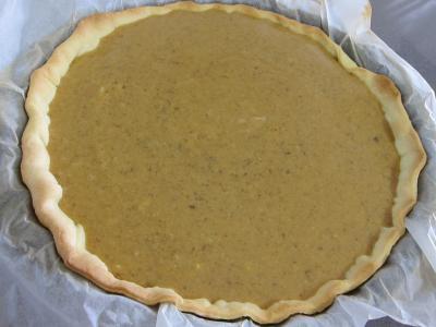 Tarte aux noix à la vanille - 10.1