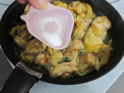 Risotto au poulet - 6.4