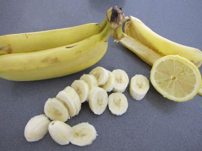 Coulis de bananes à la cannelle - 1.1