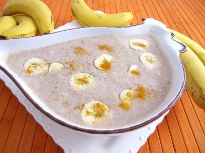Coulis de bananes à la cannelle - 3.4