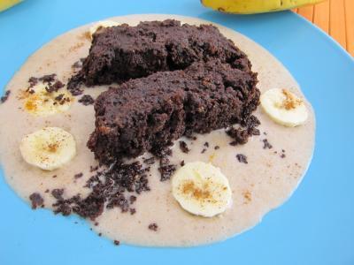 Recette Coulis de bananes à la cannelle