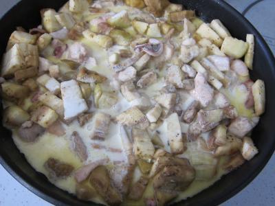 Risotto à la saumonette et encornet - 9.1