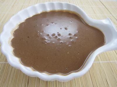 Recette Île flottante au chocolat