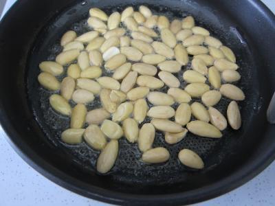 Ris de veau aux amandes - 3.2