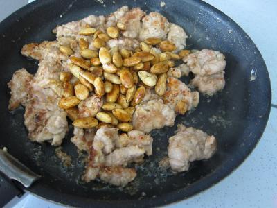Ris de veau aux amandes - 5.3