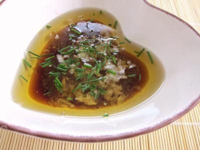 Recette Vinaigrette à la sauce soja