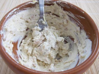 Oeufs au foie gras et sa couronne riz et carottes - 6.2