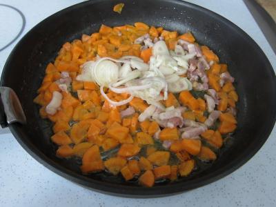 Omelettes aux carottes et aux légumes - 5.3
