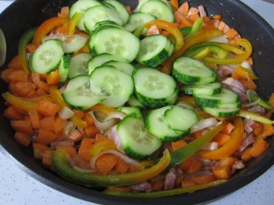 Omelettes aux carottes et aux légumes - 6.1
