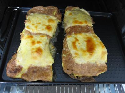 Omelettes aux carottes et aux légumes - 10.4