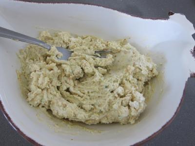 Roulés au jambon, brousse et mascarpone - 3.1