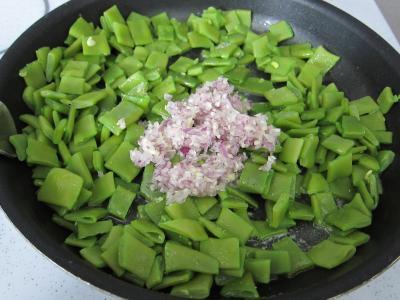 Tartare de boeuf aux haricots plats - 9.4