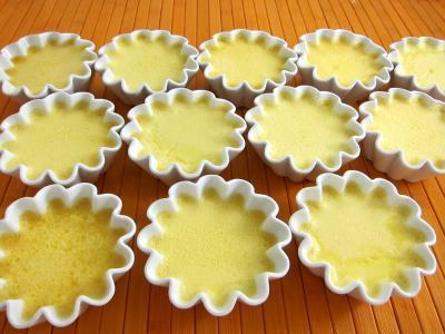oeufs au lait : Des ramequins d'oeufs au lait faciles