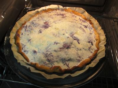 Quiche au chou rouge - 8.2