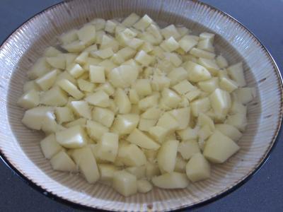 Miel aux pommes de terre et au boudin - 1.3