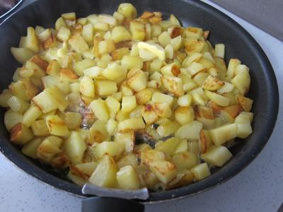 Miel aux pommes de terre et au boudin - 3.3