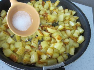 Miel aux pommes de terre et au boudin - 4.2