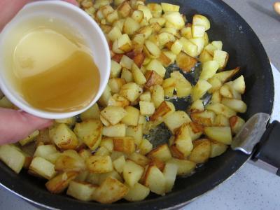 Miel aux pommes de terre et au boudin - 5.1