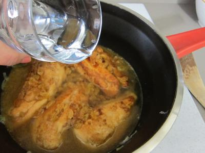 Escalopes de poulet à la mexicaine, revisitées - 7.2