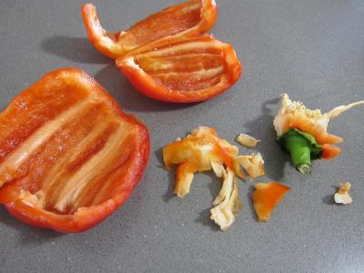 Vermicelle de riz et crevettes en salade - 1.1