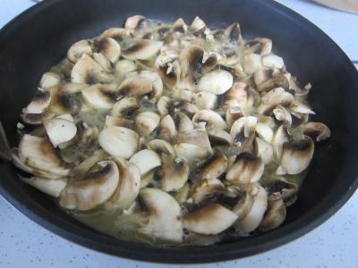 Tartelettes au brie et au jambon - 2.2