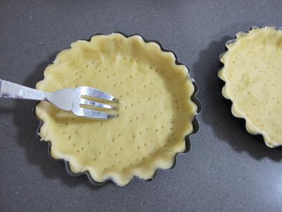 Tartelettes au brie et au jambon - 4.2
