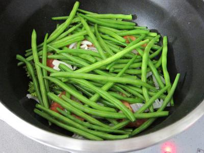 Haricots verts à la portugaise - 5.1