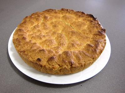 cerise : Gâteau Basque