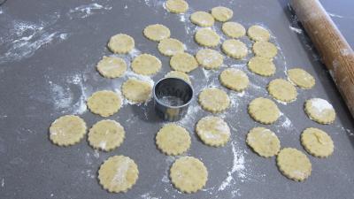 Canapés aux graines de tournesol - 4.4