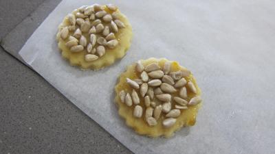 Canapés aux graines de tournesol - 5.2