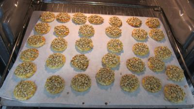 Canapés aux graines de tournesol - 6.1