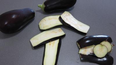 Aubergines à la mozzarella façon italienne - 1.1