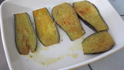 Aubergines à la mozzarella façon italienne - 5.1