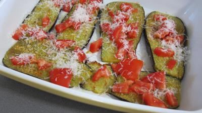 Aubergines à la mozzarella façon italienne - 5.3