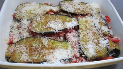 Aubergines à la mozzarella façon italienne - 6.2