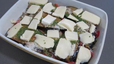 Aubergines à la mozzarella façon italienne - 6.4