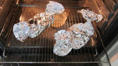 Papillotes de pavés de saumon - 6.1
