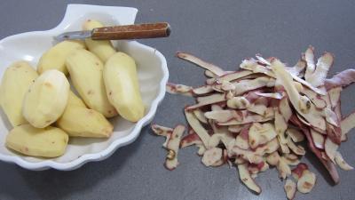 Paillassons de pommes de terre - 2.4