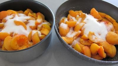 Confiture d'abricots - 1.3