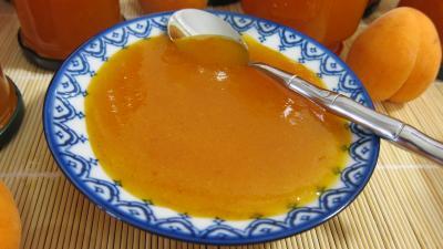Confiture d'abricots - 5.4