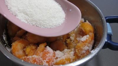 Confiture d'abricots au parfum de noix de coco - 2.4