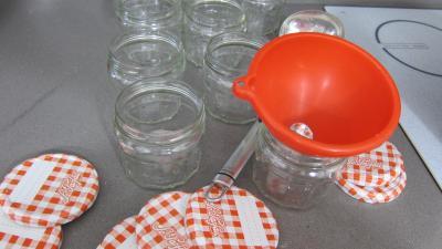 Confiture d'abricots au parfum de noix de coco - 5.1