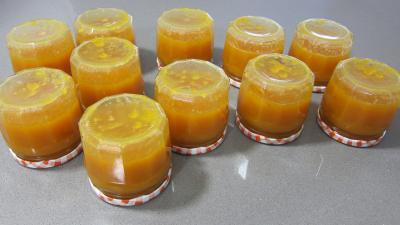Confiture d'abricots au parfum de noix de coco - 8.1