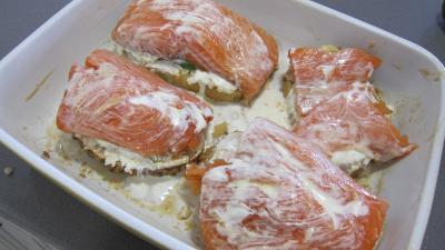 Bruschettas de saumon - 8.1